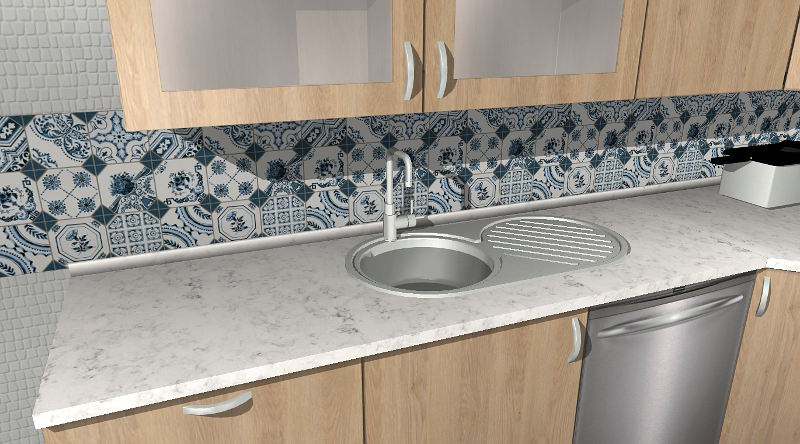 New rounded sinks